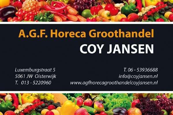 Coy Janssen AGF